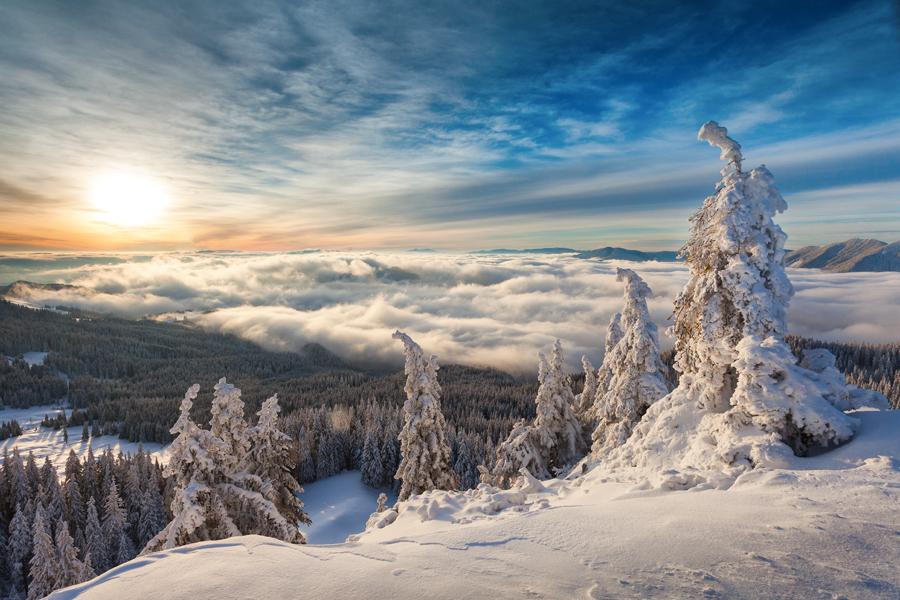 02 - Iarna pe Rarau