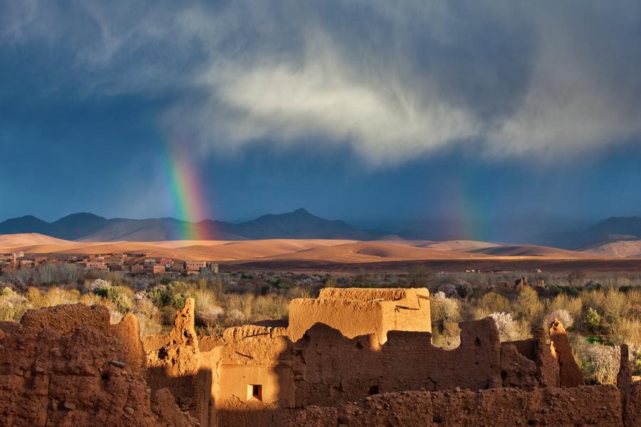 49 - Curcubeul Marocan