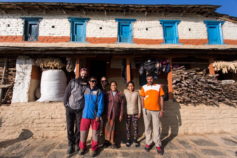Ulleri, Nepal