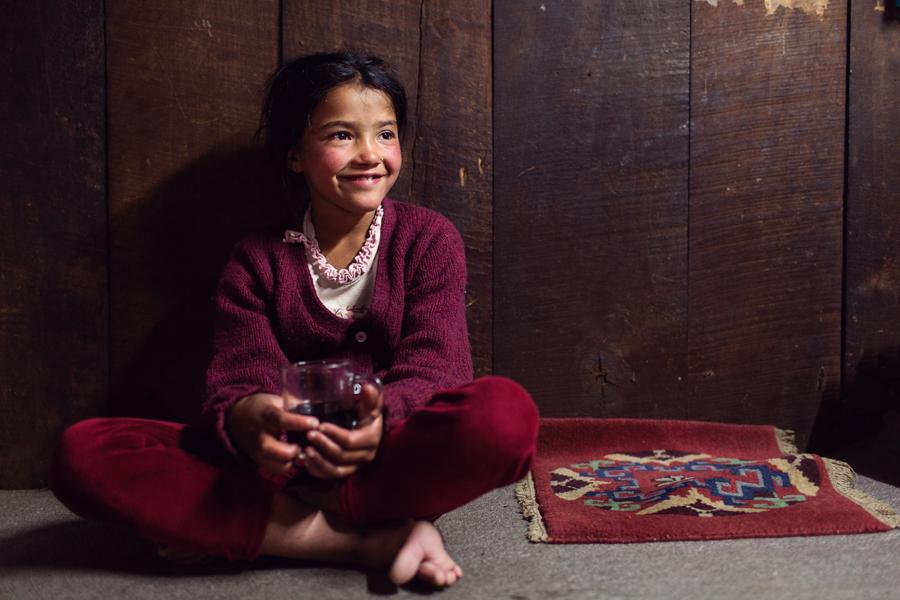 Nisa, 9 ani