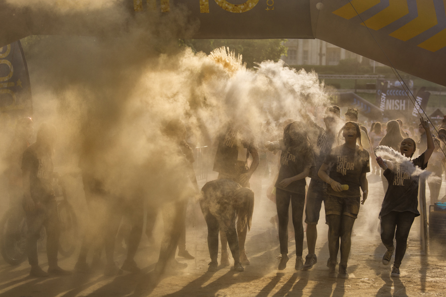 Color Run Bucharest 2015